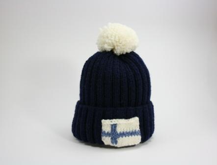 Laponie bleu marine finlandais