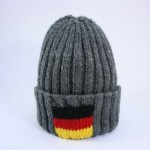 Toronto gris anthracite drapeau allemand