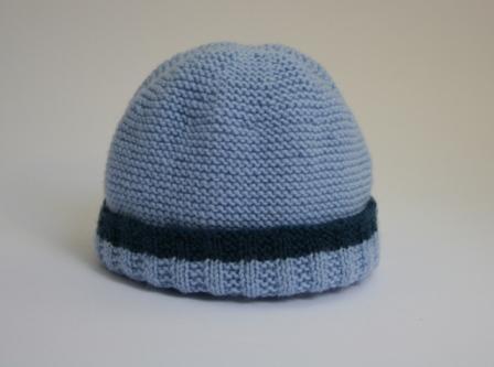 bonnet teddy bicolore (Duplicate)